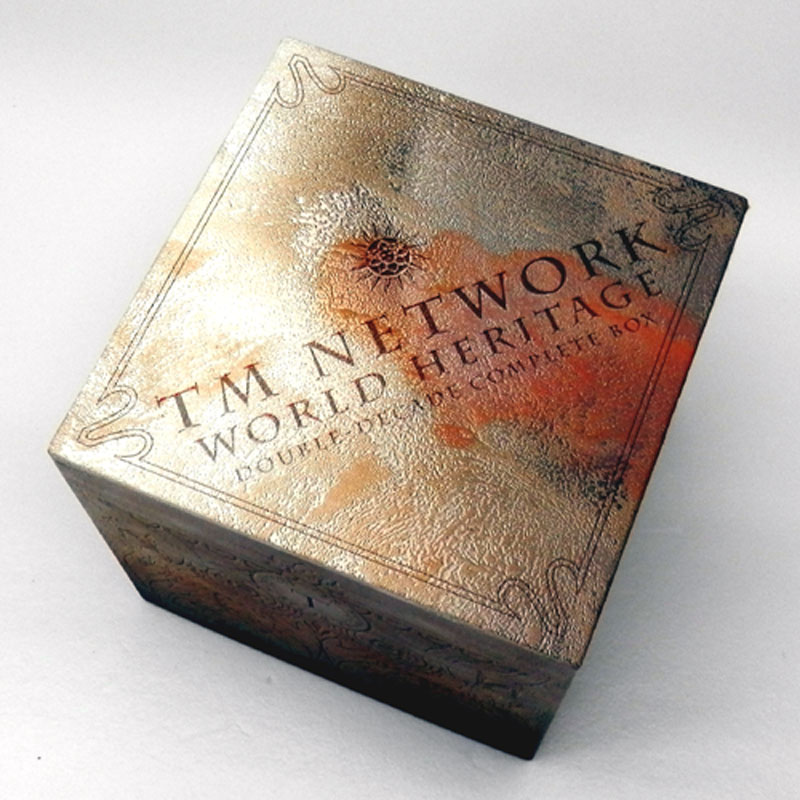《廃盤》TM NETWORK WORLD HERITAGE~DOUBLE DECADE COMPLETE BOX~/邦楽 CD【山城店】