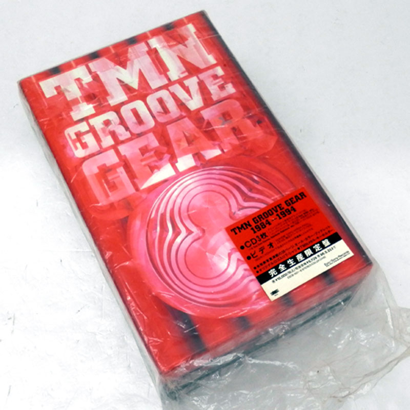 TM NETWORK GROOVE GEAR 1984~1994 /邦楽 CD【山城店】