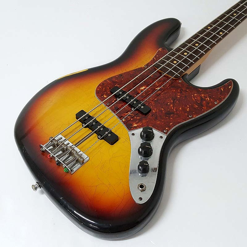 [大型] Fender Custom Shop 1964 Jazz Bass Closet Classic エレキギター 楽器