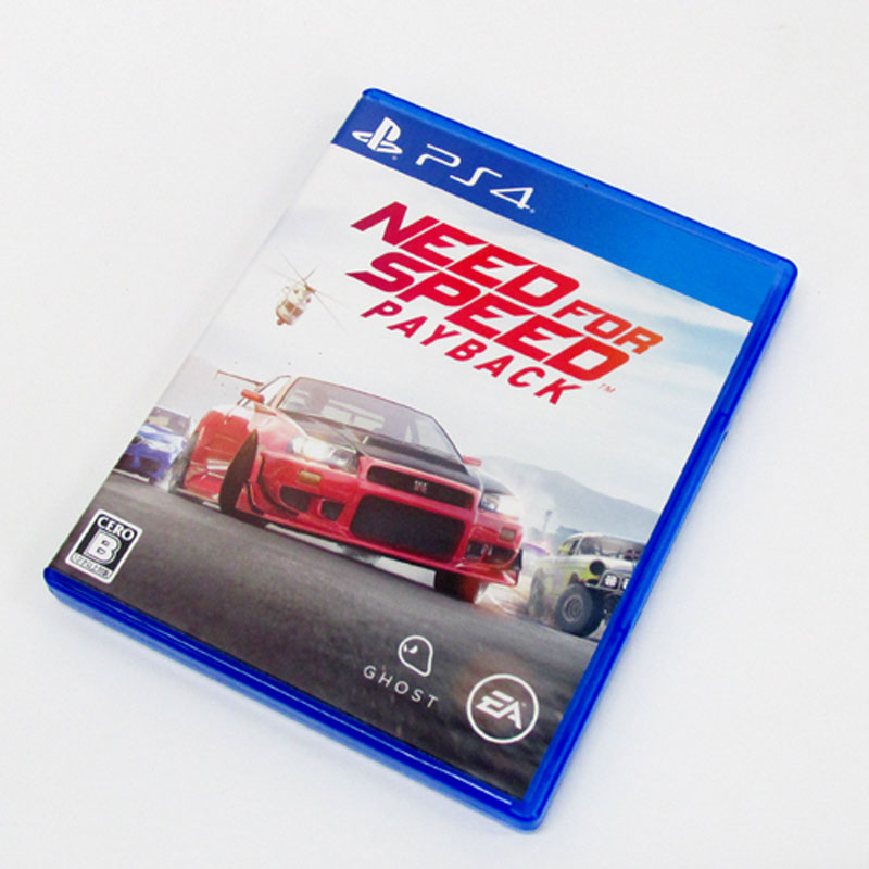NEED FOR SPEED PAYBACK/ニード・フォー・スピード ペイバック【山城店】