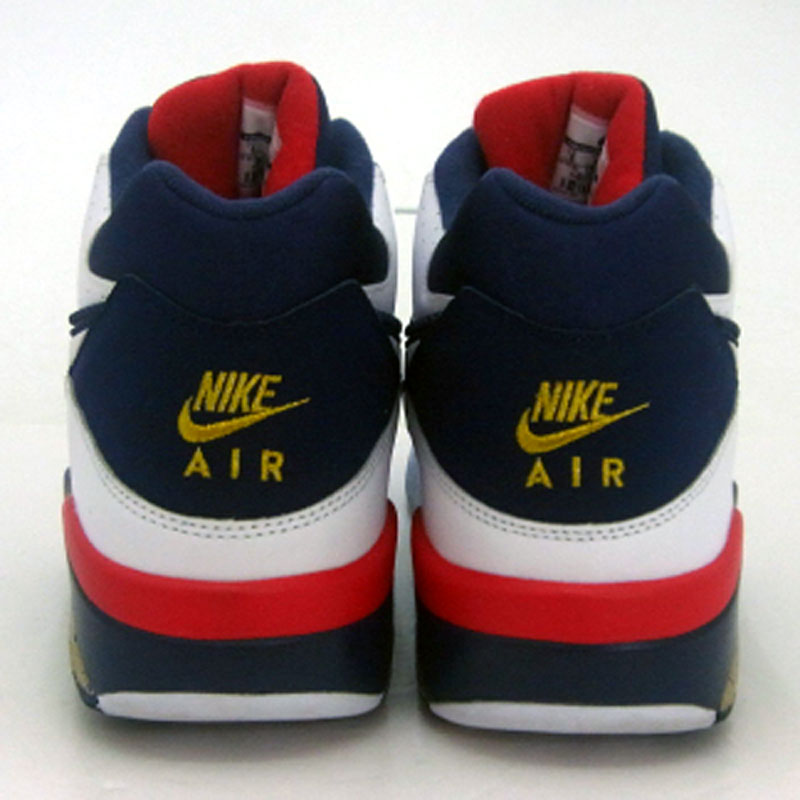 new concept 25f43 ae49b SOLD OUT  中古 NIKE AIR FORCE 180 ナイキ エア フォース ワンエイティ 310095-