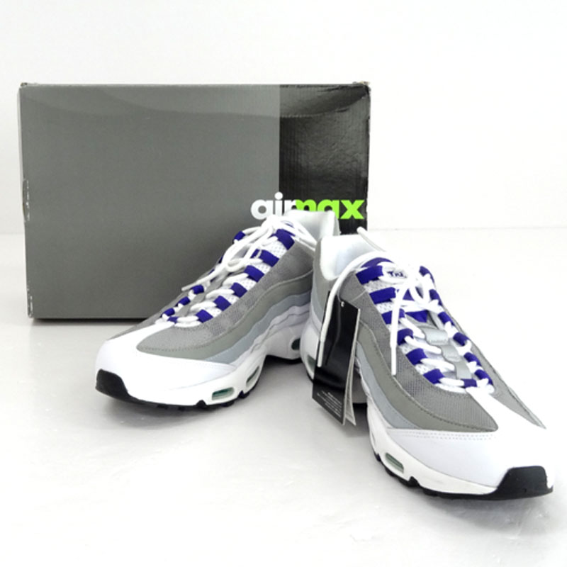 SOLD OUT 【中古】NIKE AIR MAX 95 OG ナイキ エア マックス 95 オリジナル/品番: