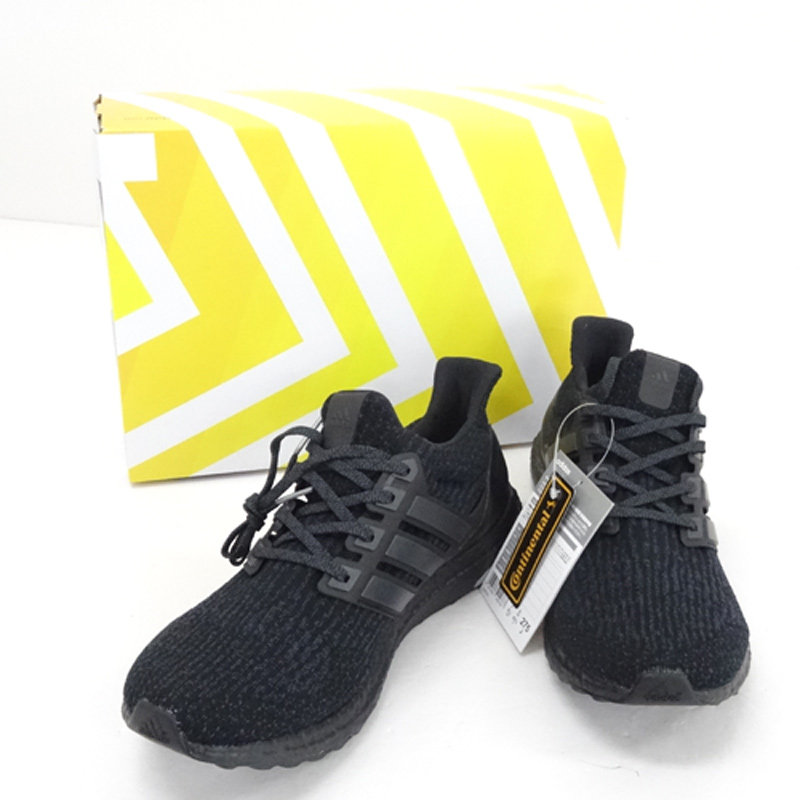 1ad2cf4d5a258 SOLD OUT  中古 adidas(アディダス) Ultra BOOST CL Triple Black   ウルトラブースト トリプル